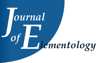 Journal of Elementology